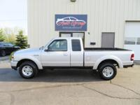 Meet our hard working 2009 Ford Ranger Sport SuperCab