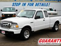 Barrels of fun!!! This reliable 2009 Ford Ranger XLT
