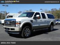 This 2009 Ford Super Duty F-250 SRW King Ranch is