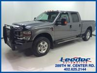 Very Clean. No Accidents. Crew Cab Diesel 4x4. New