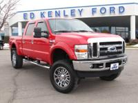 2009 Ford Super Duty F-350 SRW Crew Cab Pickup Our