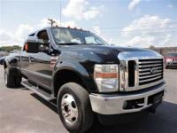 THIS 2009 FORD F-350 LARIAT JUST CAME IN. THIS 6.4L