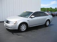 2009 Ford Taurus Includes a CARFAX buyback guarantee*
