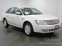 Taurus SE, AWD, 4-Wheel Disc Brakes, ABS brakes, and