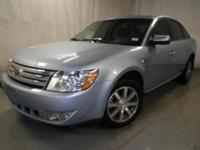 Exterior Color: light blue, Body: Sedan 4dr Car,