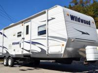 2009 Forest River 29BHBS REAR BUNK SLIDE     Mileage: