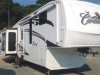 The pre-enjoyed 2009 Forest River Cardinal Fifth Wheel