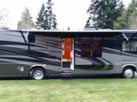 2009 Forest River Georgetown M-374TS Workhorse. 2009