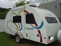 2009 Forest River R-Pod 174 Travel Trailer This is a