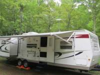 2009 Forest River Rockwood Signature Ultra Lite Travel
