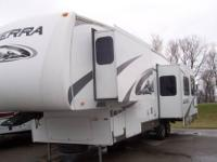 RV Type: Fifth Wheel Year: 2009 Make: Forest River