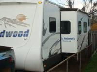 RV Type: Travel Trailer Year: 2009 Make: Forest River