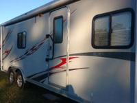 This is a one Owner2009 Forest River Work . Nice and