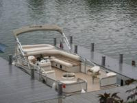 2009 G3 Suncatcher pontoon 20' fish and cruise model