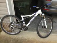 For sale is a 2009 Gary Fisher HiFi Deluxe 29er. Bike