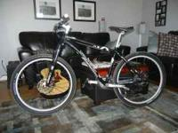 2009 Gary Fisher Marlin Disc For Sale. This bicycle, as