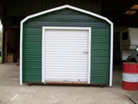 Description Full Financing Available!! 12ft x 18ft.