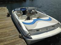 2009 Glastron MX-175 Inboard/Outboard Power BoatI