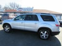 Loaded GMC Acadia One Owner All Wheel Drive. leather