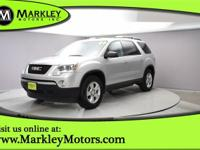 Our great looking Carfax One Owner 2009 GMC Acadia