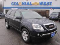 ***LOADED***This beautiful GMC Acadia is loaded to the