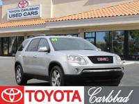 New Price! Clean CARFAX.AWD.  Options:  Power Driver