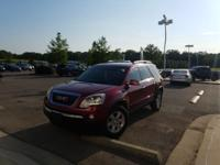 Check out this gently-used 2009 GMC Acadia we recently