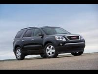 2009 GMC ACADIA with just 77813 miles. Under the hood