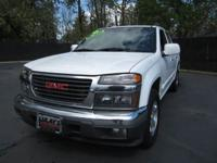 Hurry in on this GMC Canyon Crew Cab with the SLE