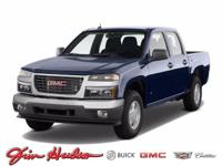This outstanding example of a 2009 GMC Canyon 4WD Crew