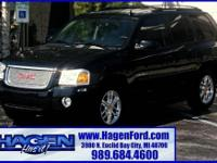 This 2009 GMC Envoy has so many features! This Envoy