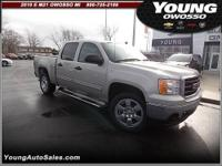 2009 GMC Sierra 1500 Crew Cab Pickup SLE Our Location