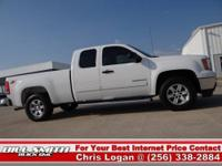 This is one Sharp GMC Sierra 4x4!! It was Bought Here