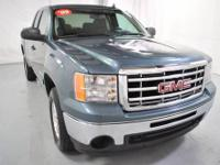 Sierra 1500 SLE, 4WD, Gray, Air conditioning, Bedliner,