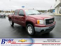 Exterior Color: sonoma red metallic, Body: Crew Cab