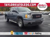 PASSED OUR 50 POINT INSPECTION**, Tow Package, Sierra