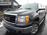 Options:  2009 Gmc Sierra 1500 Slt|Black|Heavy-Duty