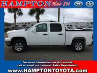 Hampton Toyota is excited to offer this 2009 GMC Sierra