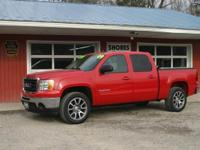 Check out this 2009 GMC Sierra 1500 SLE. Its Automatic