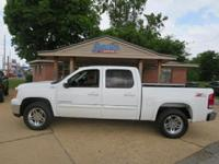 2009 GMC Sierra SLT Crew Cab Z-71  Options:  Remote