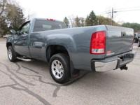 Options:  2009 Gmc Sierra 1500 Work Truck|Midnight Blue