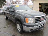 Options:  2009 Gmc Sierra 1500 4Wd Crew Cab Work