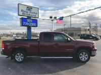 Options:  2009 Gmc Sierra 1500 1500|Maroon|This A 2009