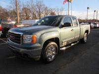 Get lots for your money with this 2009 GMC Sierra 1500.