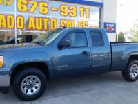Options:  2009 Gmc Sierra 1500 Visit Adado Auto Sales