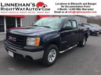 Here is an affordable Extended Cab 4x4 Truck.  It is a