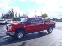 Don't miss out on this 2009 GMC Sierra 2500HD SLE! It