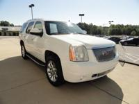 We are excited to offer this 2009 GMC Yukon Denali.