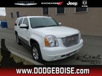 Scores 20 Highway MPG and 14 City MPG! This GMC Yukon