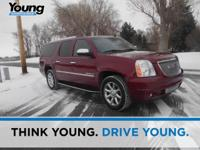 2009 GMC Yukon XL. Autoride Suspension Package (Auto